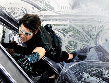 『ミッション:インポッシブル/ゴースト・プロトコル』  ©2011 Paramount Pictures. All Rights Reserved. TM, (R) & Copyright ©2013 by Paramount Pictures. All Rights Reserved.