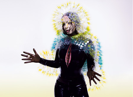 Bjork ©Inez and Vinoodh 2015. Image courtesy of Wellhart Ltd - One Little Indian