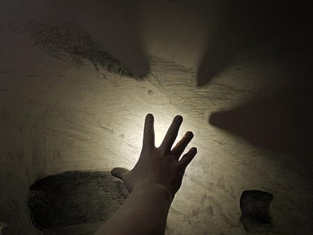 竹内公太『Re:手の目』習作