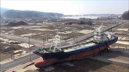 『大津波 3.11未来への記憶』 ©2015 NHKメディアテクノロジー