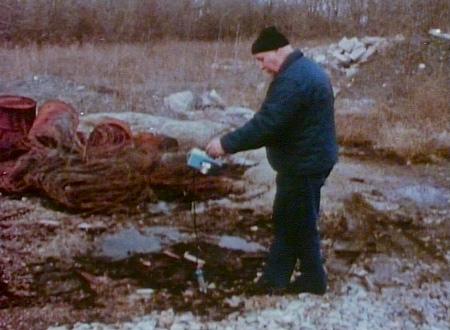 """『ラジウム・シティ~文字盤と放射線・知らされなかった少女たち~』 """"RADIUM CITY"""" DOCUMENTARY FEATURE FILM (c) 1986 BY CAROLE LANGER"""