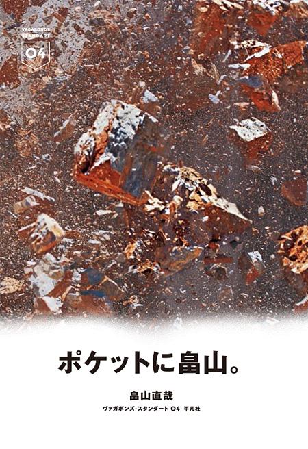 『ヴァガボンズ・スタンダート04 畠山直哉』表紙