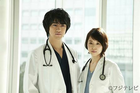 『医師たちの恋愛事情』メインビジュアル