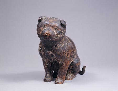 重要文化財『子犬』鎌倉時代・13世紀 京都・高山寺 通期展示