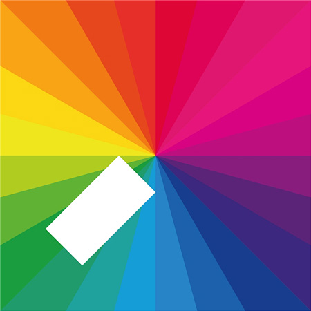Jamie xx『In Colour』ジャケット
