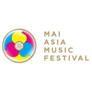 『舞音楽祭 2015 春~MAI ASIA MUSIC FESTIVAL~』ロゴ