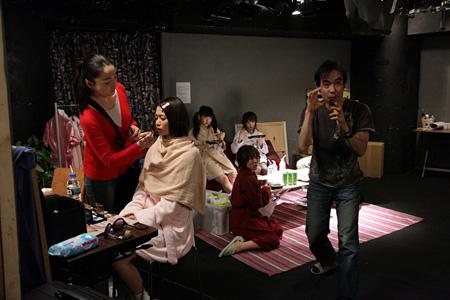 『メイクルーム』 ©2014 映画『メイクルーム』製作委員会