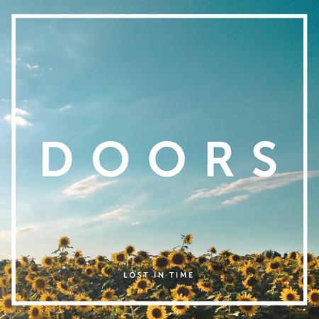 LOST IN TIME『DOORS』ジャケット
