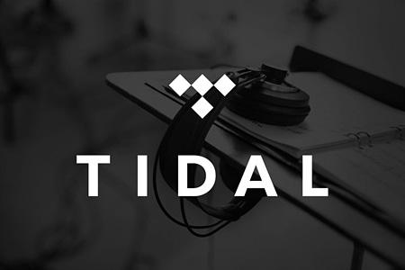 「TIDAL」ロゴ