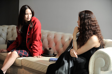 CINRA.NET カルチャーは、とまらない、とめられない。                              ニュース黒谷友香×中村蒼が官能的に求め合う、17歳差の恋愛描く連続ドラマ『眠れぬ真珠』その他の画像