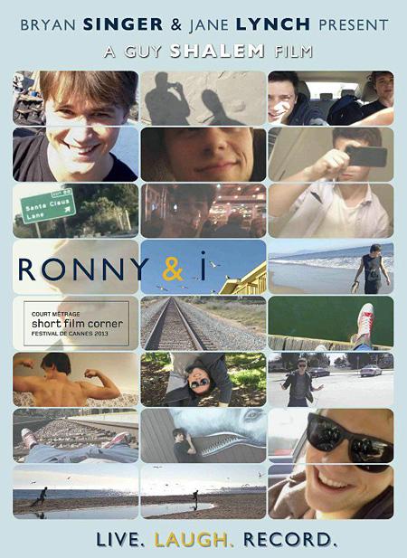 『ロニーと僕』(『海外短編集』上映作品)