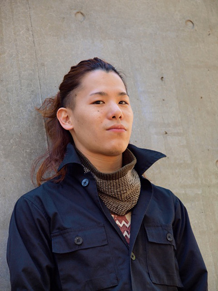 北尾亘 撮影:Masakazu Yoshikawa