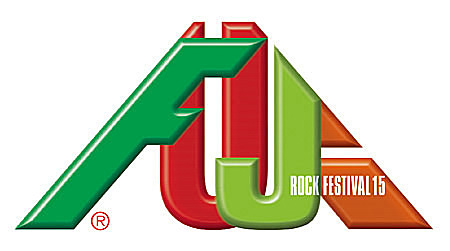 『FUJI ROCK FESTIVAL '15』ロゴ