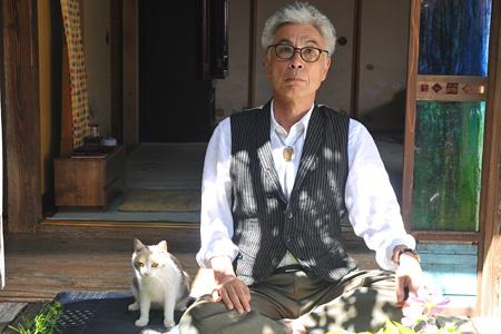 『先生と迷い猫』 ©2015「先生と迷い猫」製作委員会