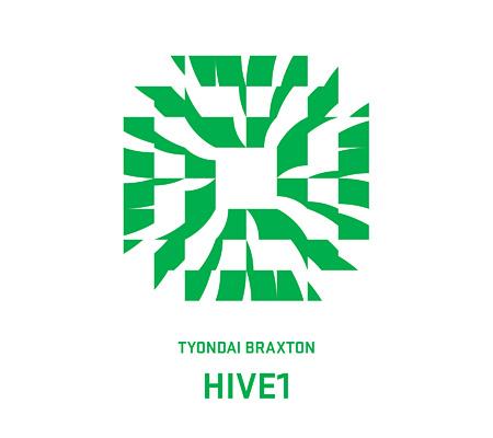 タイヨンダイ・ブラクストン『HIVE1』ジャケット