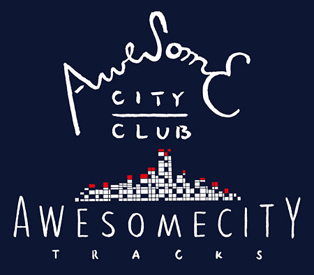 Awesome City Club『Awesome City Tracks』ジャケット