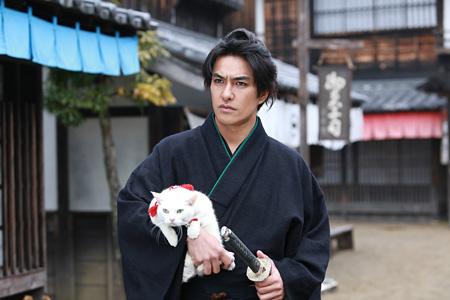 『猫侍』 ©2015「続・猫侍」製作委員会