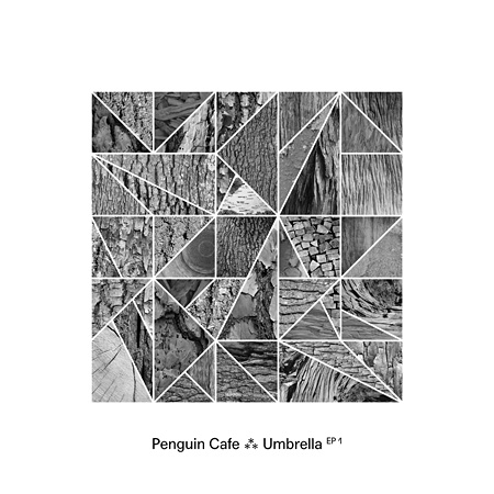 Penguin Cafe『Penguin Cafe Umbrella EP 1』ジャケット