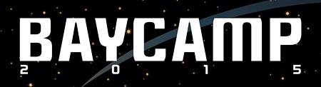 『BAYCAMP 2015』ロゴ