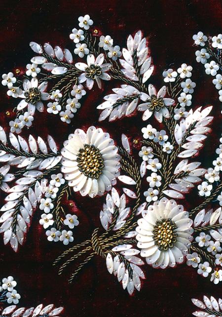レティキュール 1830-40年頃 イギリスあるいはフランス 神戸ファッション美術館蔵