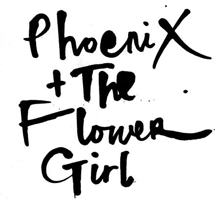 Phoenix and the Flower Girlロゴ