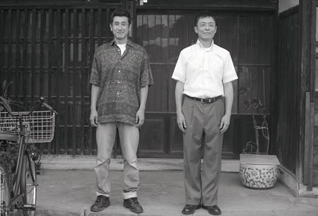 『お盆の弟』 ©2015映画「お盆の弟」製作委員会