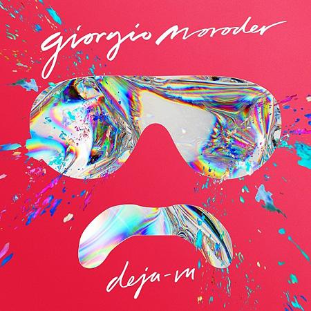 Giorgio Moroder『Déjà Vu』ジャケット