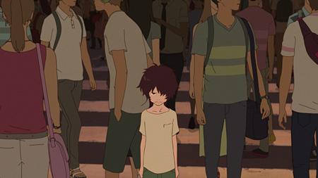 『バケモノの子』 ©2015 THE BOY AND THE BEAST FILM PARTNERS