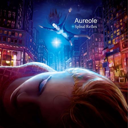 Aureole『Spinal Reflex』ジャケット