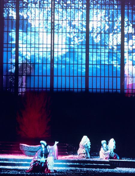 『NINAGAWA・マクベス』1980年日生劇場公演より 写真提供:東宝演劇部