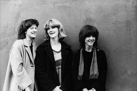 THE RAINCOATS