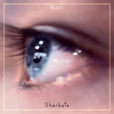 SHERBETS『きれいな血』通常盤ジャケット