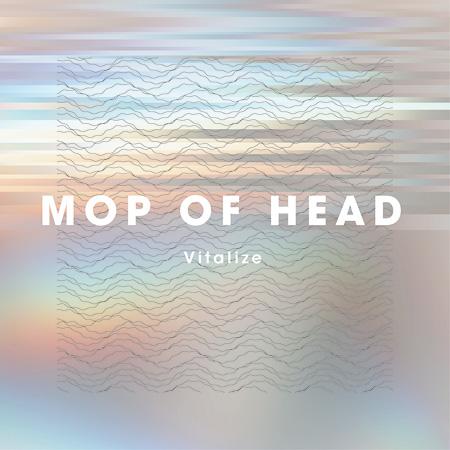 MOP of HEAD『Vitalize』ジャケット