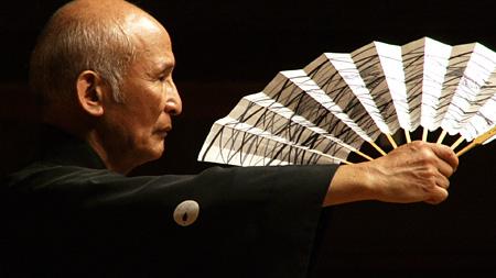 『躍る旅人―能楽師・津村禮次郎の肖像』 ©究竟フィルム KUKKYO FILMS