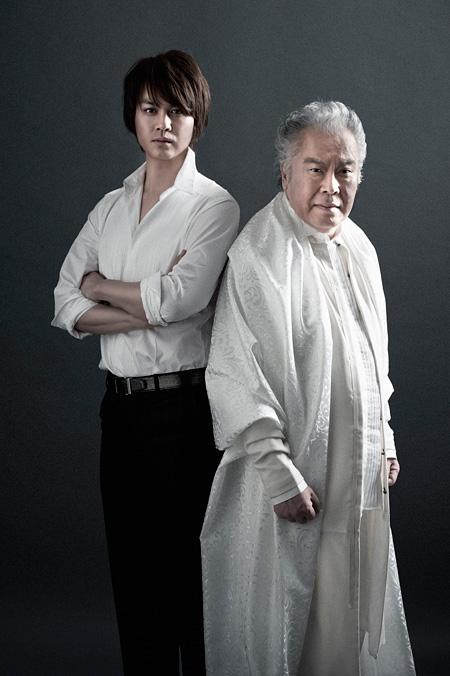 『トロイラスとクレシダ』イメージビジュアル 撮影:細野晋司