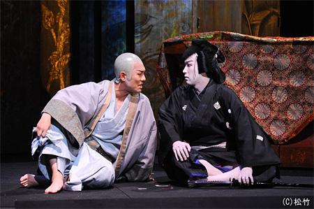 『NEWシネマ歌舞伎「三人吉三」』©松竹