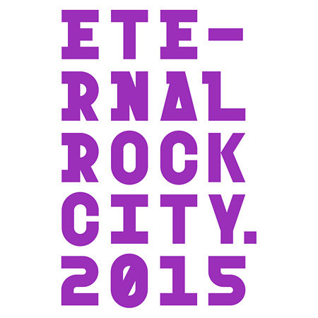『ETERNAL ROCK CITY.2015』ロゴ