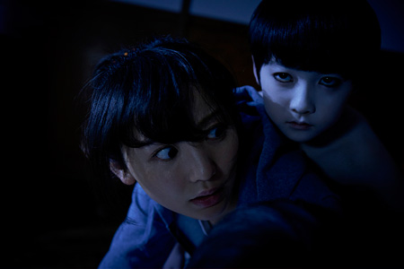 『呪怨 -ザ・ファイナル-』 ©2015『呪怨 -ザ・ファイナル-』製作委員会