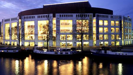 オランダ国立オペラ&バレエシアター ©Dutch National Opera & Ballet