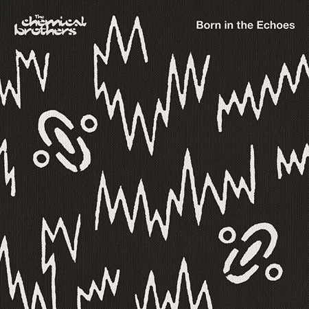 The Chemical Brothers『Born In The Echoes』ジャケット