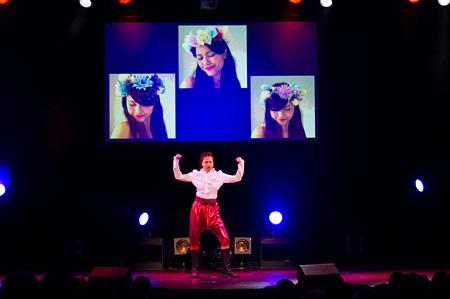 2015年5月10日に東京・渋谷のMt.RAINIER HALLで開催されたMiracle Vell Magicのワンマンライブ