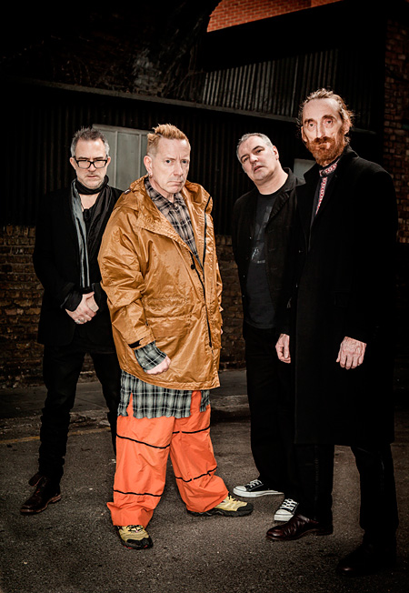 Public Image Ltd ©Paul Heartfield