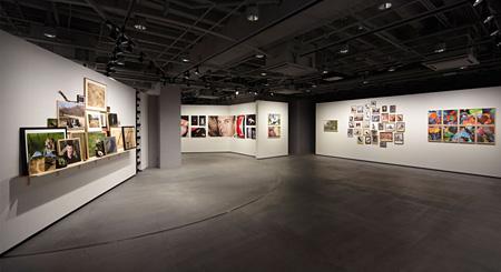 『新しい展覧会のためのワークショップ』イメージビジュアル