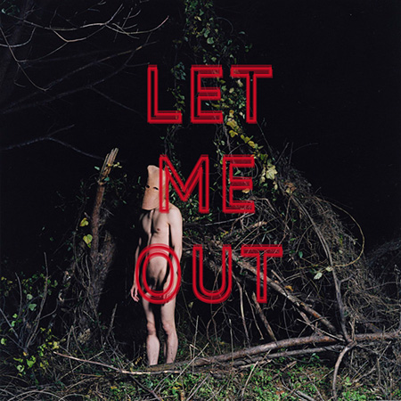 菱沼勇夫個展『Let Me Out』イメージビジュアル