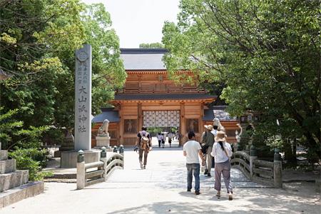 『大山祇神社』©Manami Takahashi
