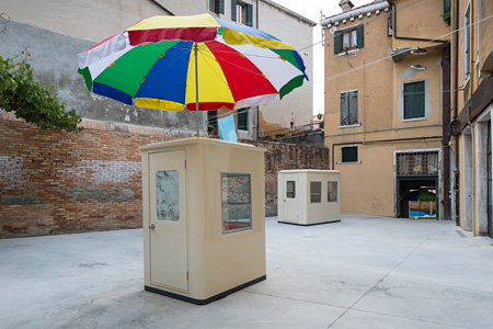 Installation of 'You (you).' - Lee Kit, Hong Kong at the 55th International Art Exhibition La Biennale di Venezia 2013 Courtesy the artist, M+, WKCDA and HKADC Photo by David Levene