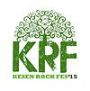 『KESEN ROCK FESTIVAL'15』ロゴ