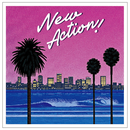 『New Action!~Compilation Vol.2~』ジャケット