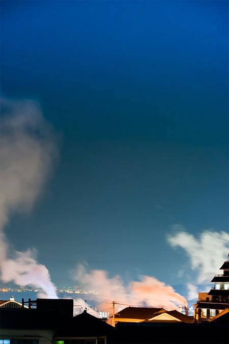 『別府現代芸術フェスティバル2015「混浴温泉世界」』メインビジュアル©草本利枝