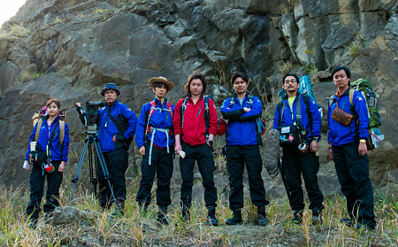 『探検隊の栄光』 ©2015「探検隊の栄光」製作委員会